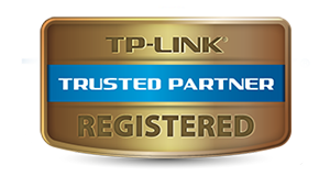 TP-Link - Trusted Partner Registered